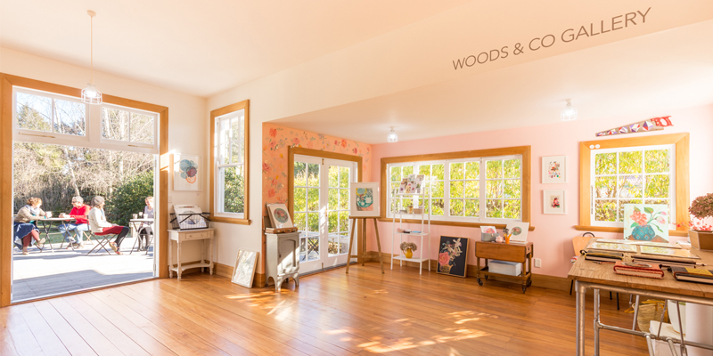 Woods & Co. Gallery